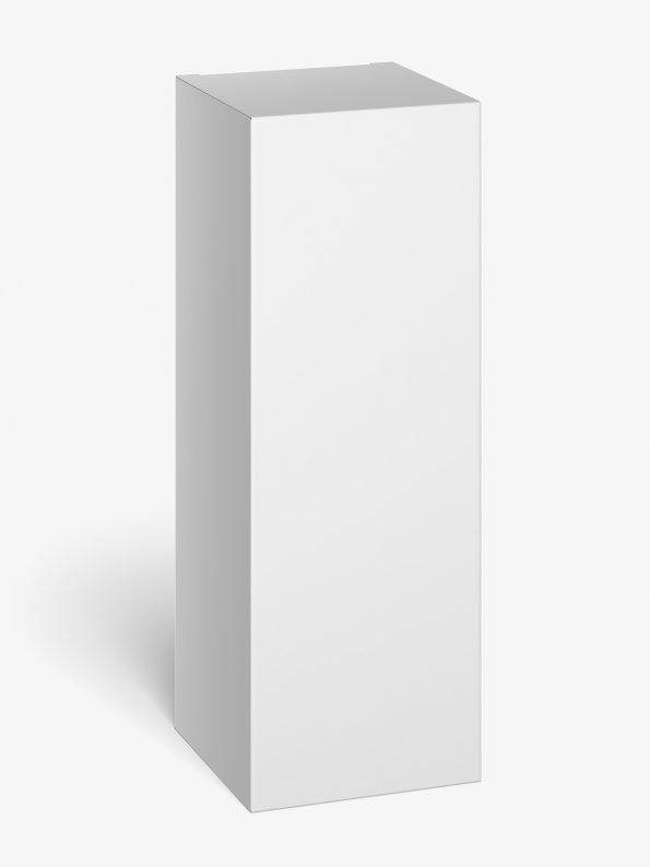 Box mockup / 45x125x45