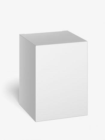 Box mockup / 45x60x45