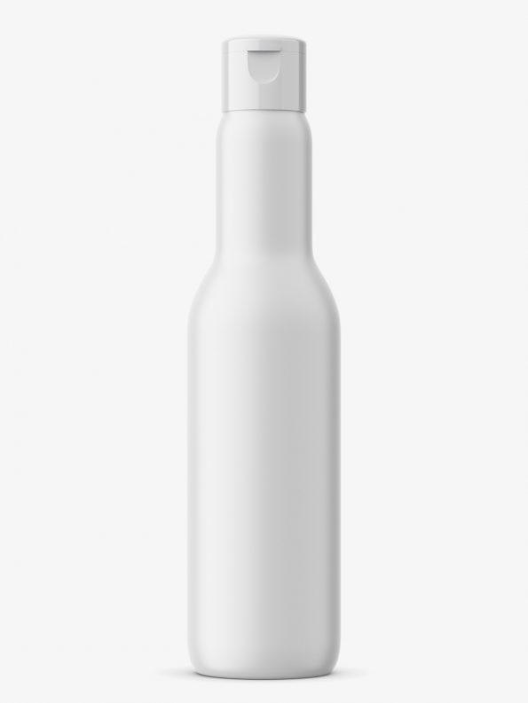 Univeral bottle mockup / plastic