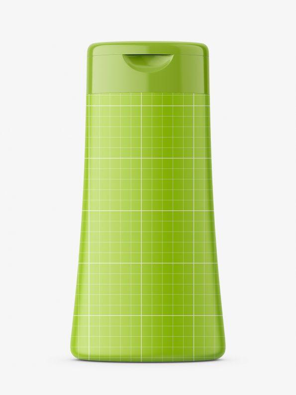 Hygiene bottle mockup