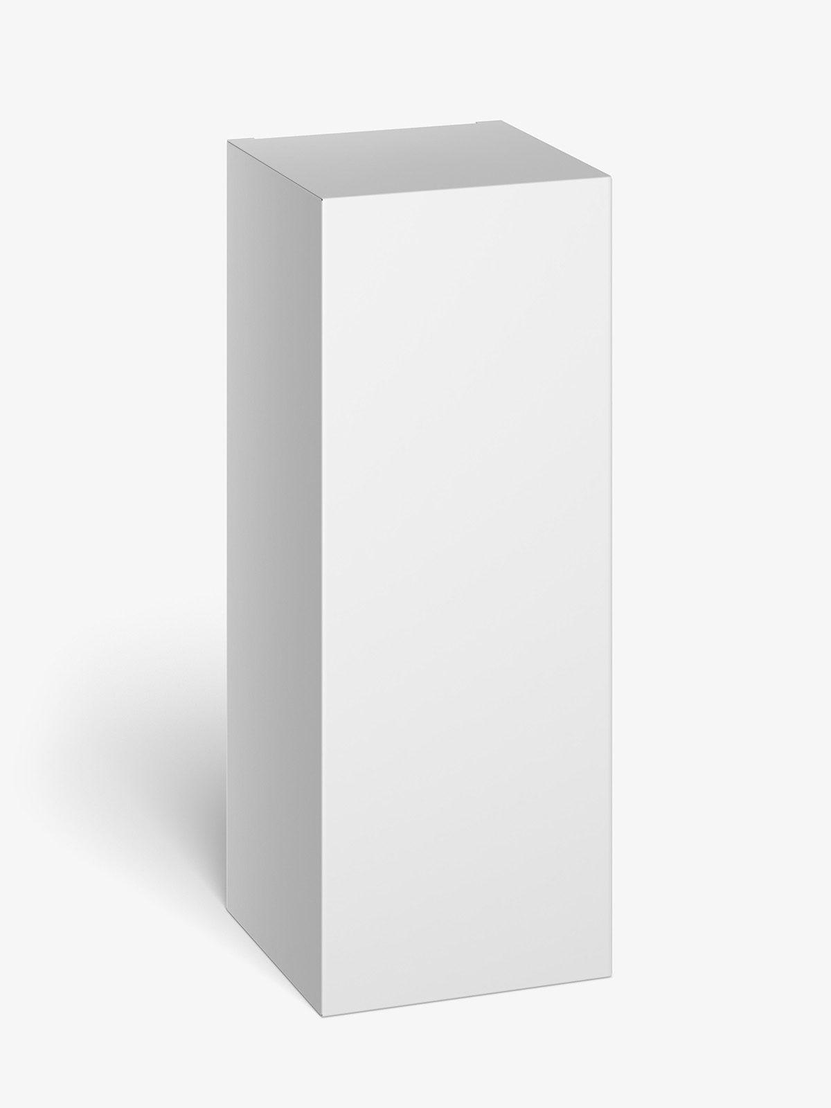 Box Mockup 50x130x50 Smarty Mockups