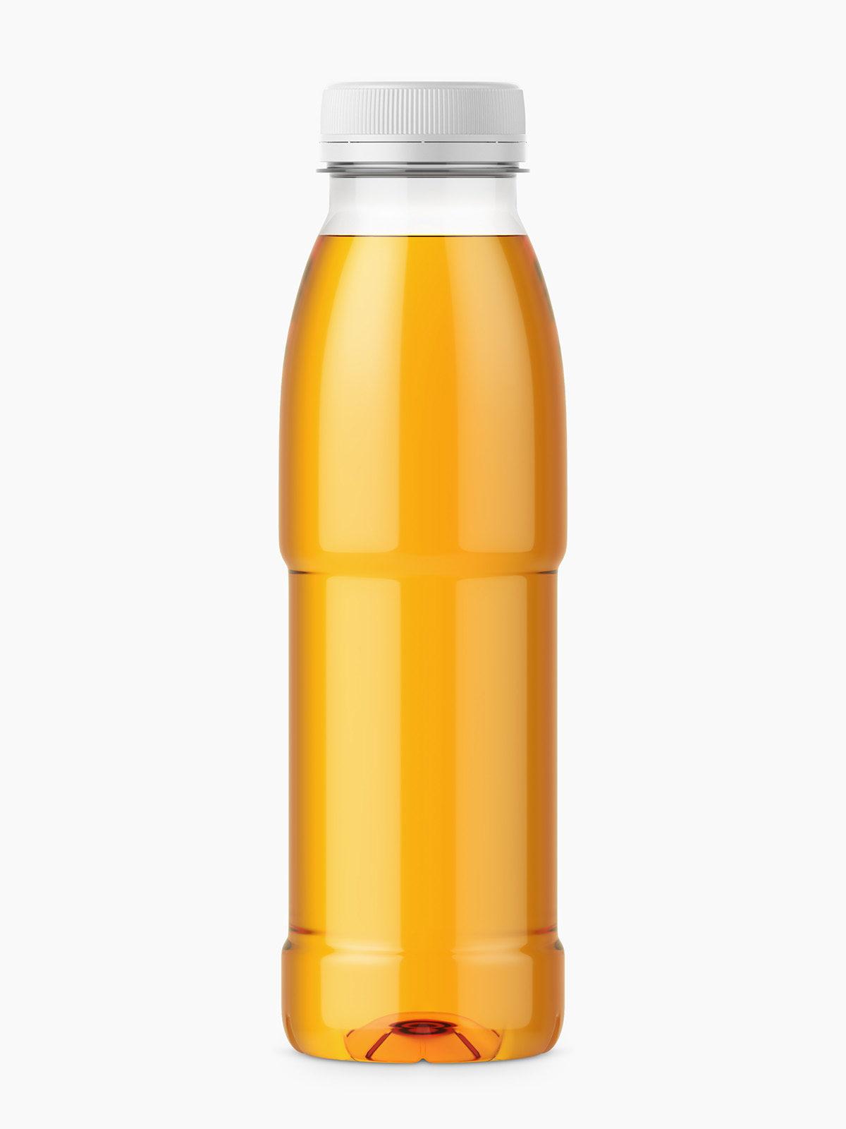 apple juice bottle mockup smarty mockups
