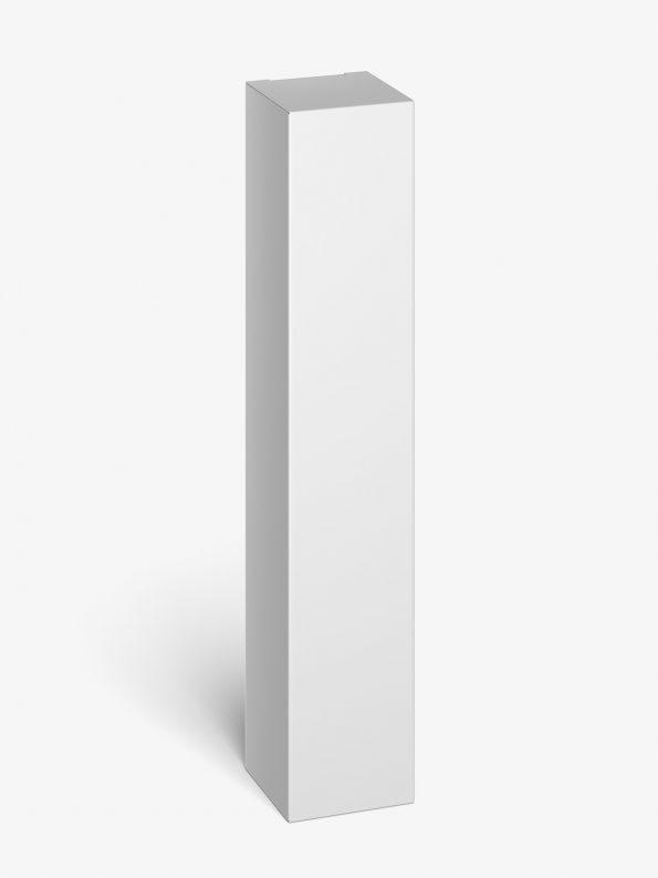 Box mockup / 25x130x25