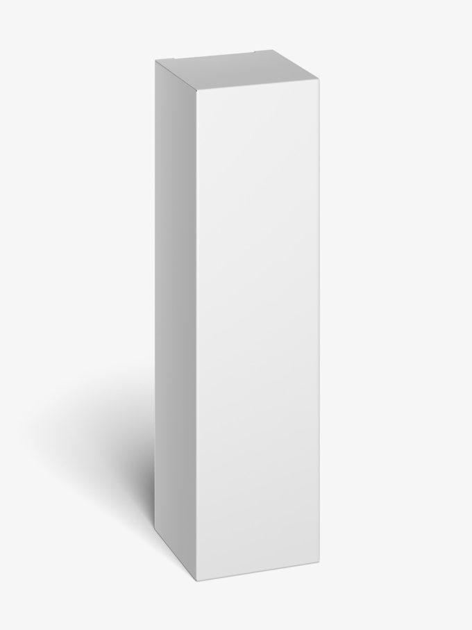 Box mockup / 30x110x30
