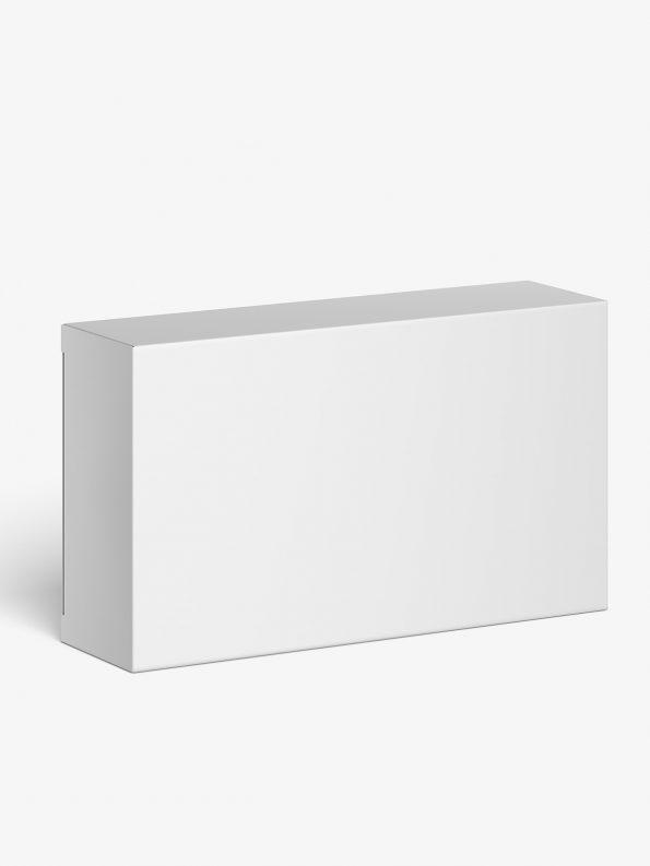 Soap box mockup / 90x55x25