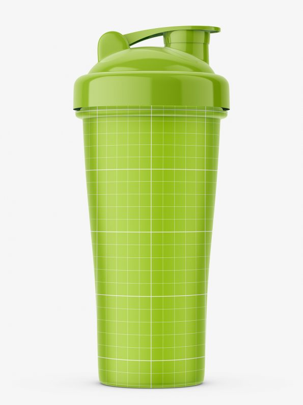 Shaker mockup
