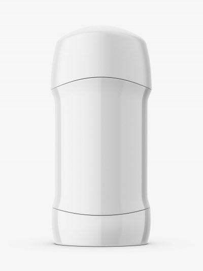 Antiperspirant mockup / glossy