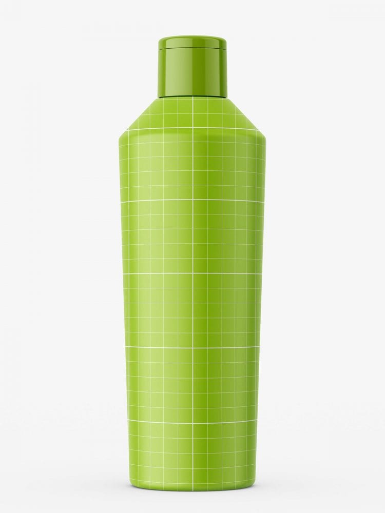 Universal tapering bottle / matt