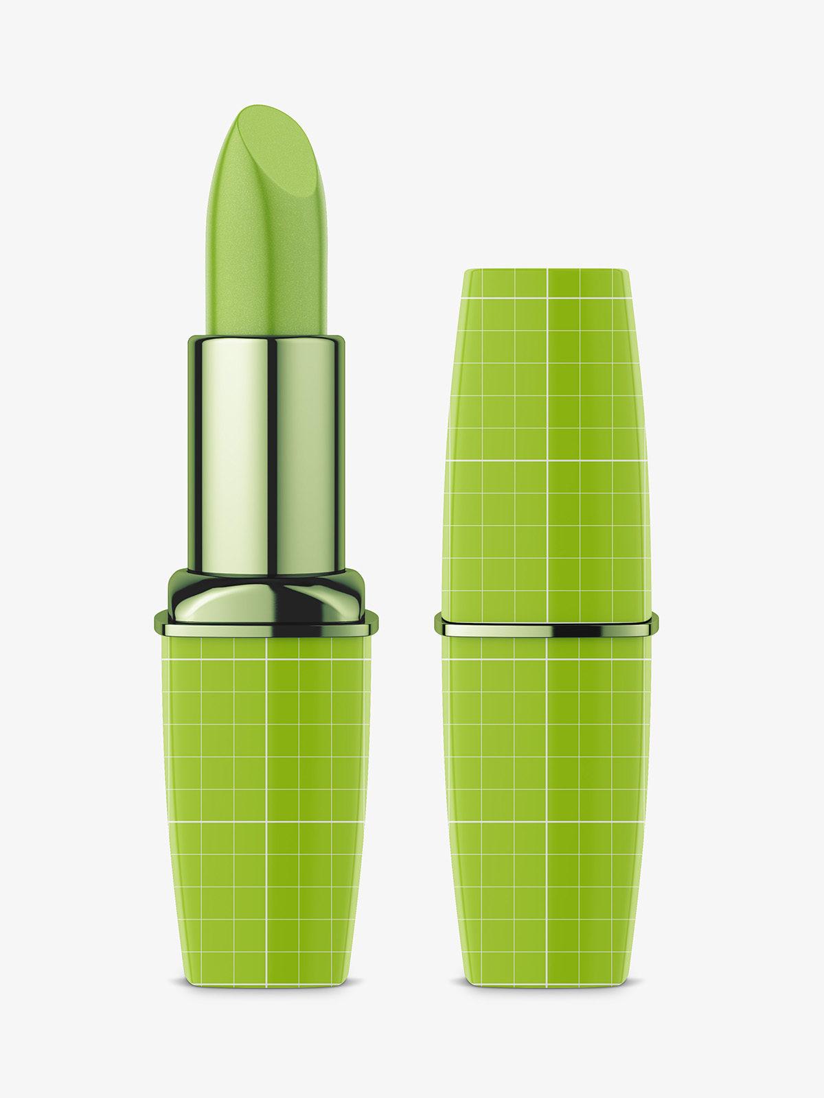 Lipstick mockup - Smarty Mockups