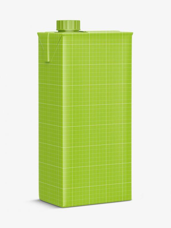 Carton box mockup