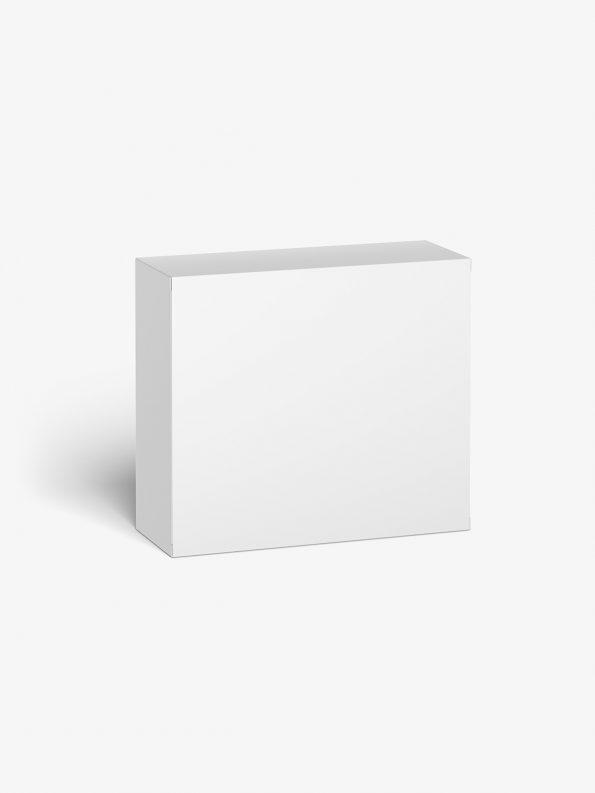 Box mockup / 120x105x45