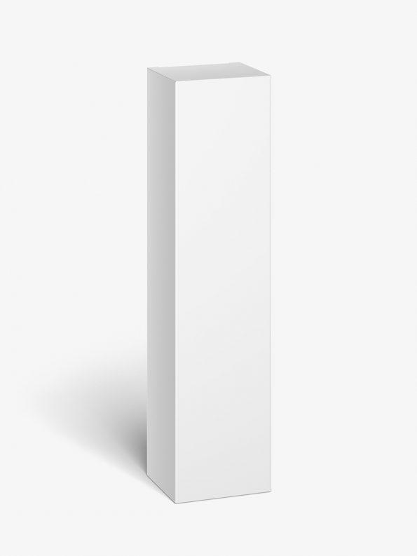 Box mockup / 165x40x35