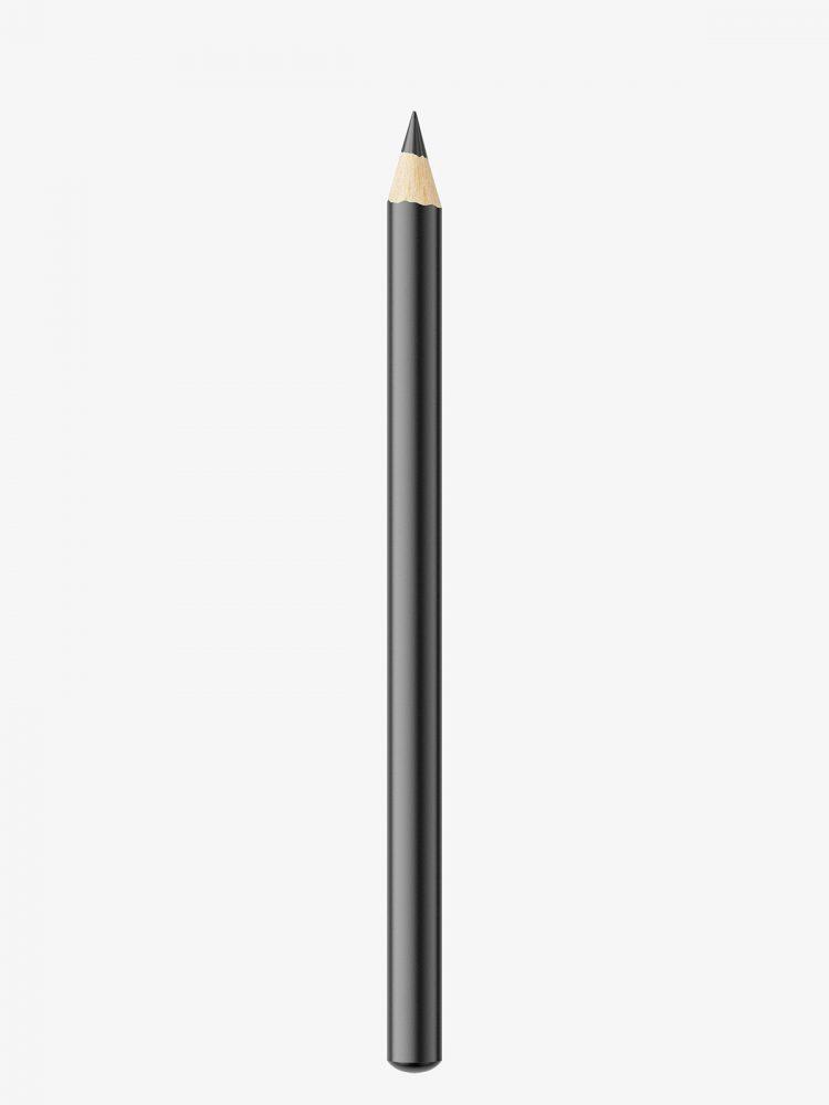 Matt eye pencil mockup