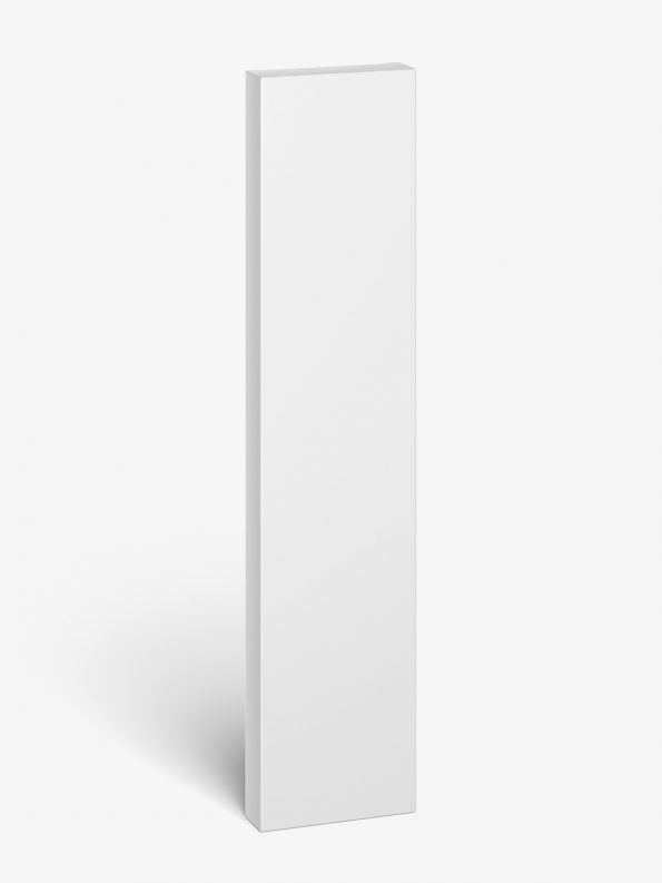 Box mockup / 100x450x20