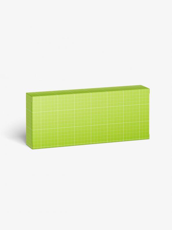 Box mockup / 120x50x20