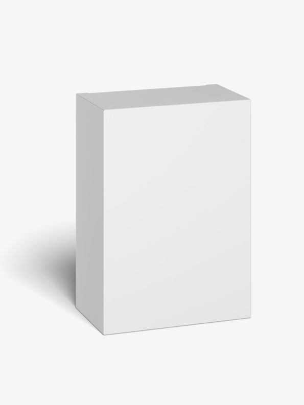 Box mockup / 60x85x35