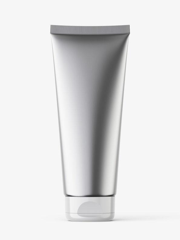 Metallic tube mockup / Fi50 H170