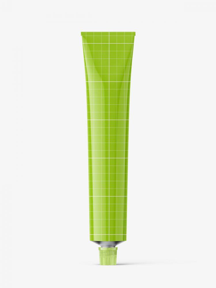 Metal tube mockup / Fi30 H170