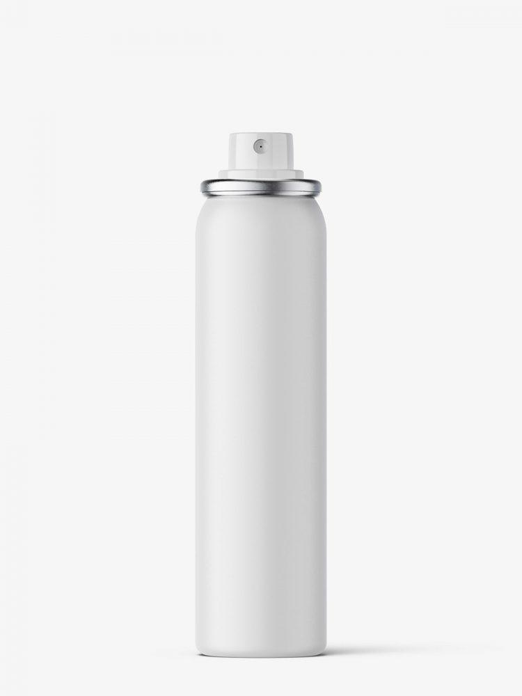 Small cosmetic spray bottle / matt
